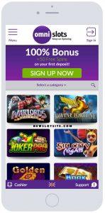 Omnislots Casino iPhone 148x300 - Omnislots